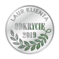 Laur klienta odkrycie Irenki 2019